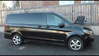 Here's Why the Mercedes Metris is the Worst Minivan Ever Made