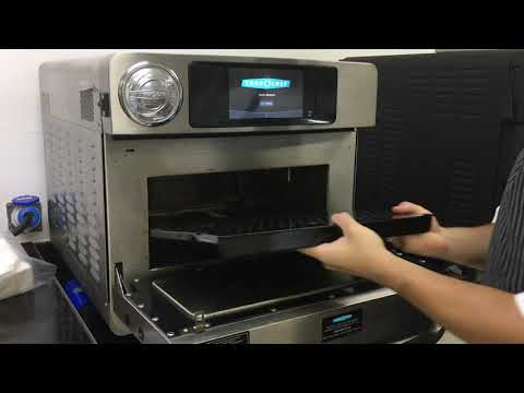 Ventless Rapid Cook Speed Ovens