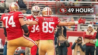 49 Hours: Inside the 49ers Week 16 Victory over the Jaguars