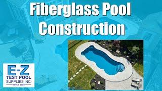 How Are Fiberglass Pools Made?