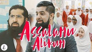 Omar Esa   Assalamu Alikum Ft. Smile 2 Jannah (Official Nasheed Video)