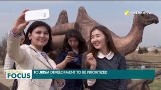 Kazakhstan's tourism industry