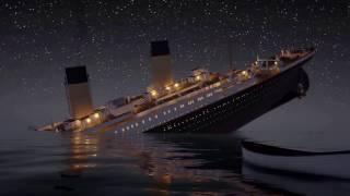 Titanic Honor And Glory Sinking Scene
