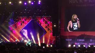 Foo Fighters (Taylor) — Under Pressure (Rock Am Ring 2018)