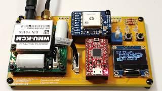 Iridium Satellite Communication for Arduino