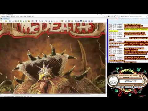 Amstrad CPC Graphics Live – Ep06 (Part 1)