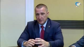 Александр Тарасов назначен заместителем губернатора Новгородской области