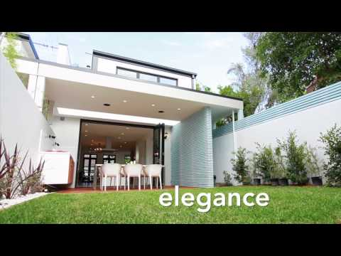 Inner City Stylish Property Video