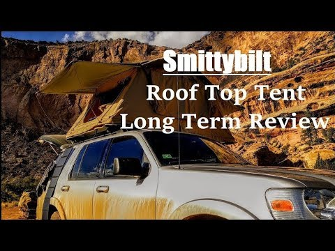 Smittybilt Roof Top Tent Long Term Review