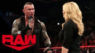 Randy Orton RKOs Beth Phoenix, leaving WWE Universe stunned: Raw, March 2, 2020