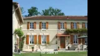 preview picture of video 'French Property For Sale in France: Poitou-Charentes Charente 16 335000 EUR House'