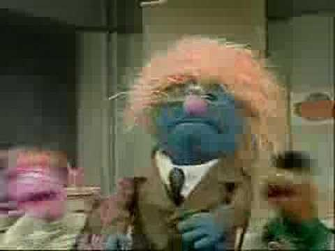 Classic Sesame Street - Raise Your Hand