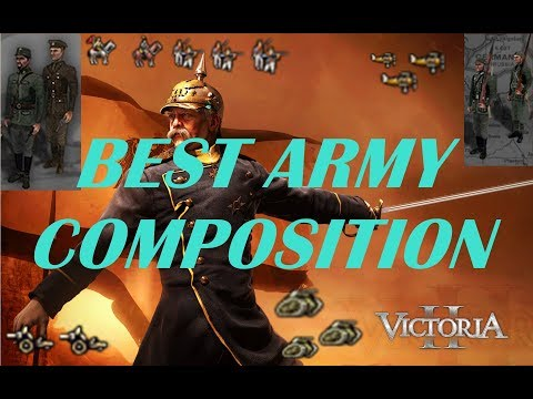 Victoria 2 BEST ARMY COMPOSITION GUIDE (Army Tutorial) Mp3