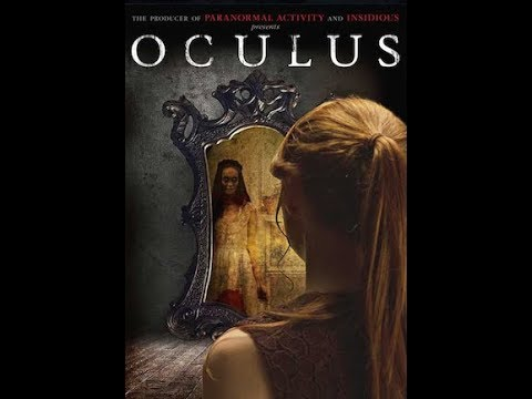 The cursed mirror    Hollywood horror movies in Hindi