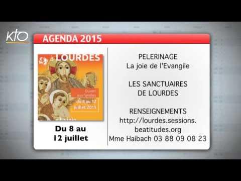 Agenda du 12 juin 2015