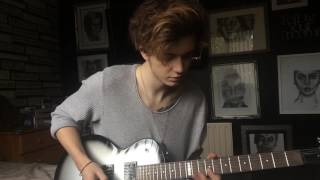 5 seconds of summer - Lost in Reality (Guitar Cover)