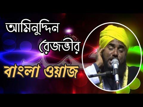 Aminuddin rezbi Jalsa । আমিনুদ্দিন রেজবী জলসা । Aminuddin rezbi Waz । বাংলা ওয়াজ । Bangla Waz