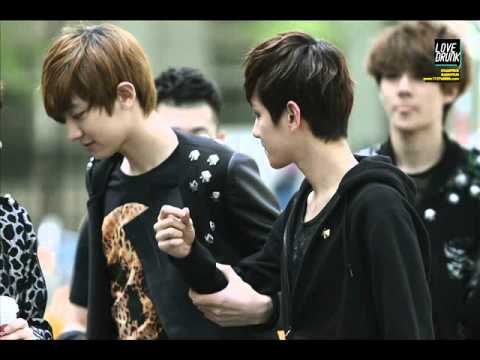 ChanYeol & Baekhyun moments cute