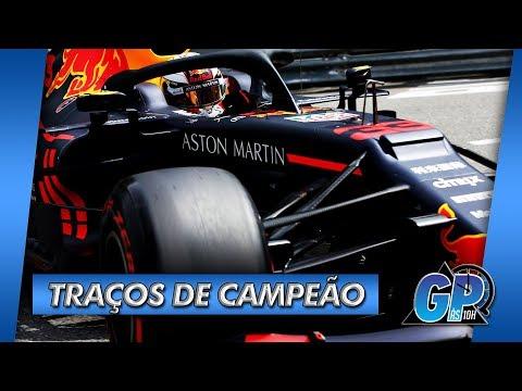 Mônaco mostra Verstappen já com postura de futuro campeão   GP às 10