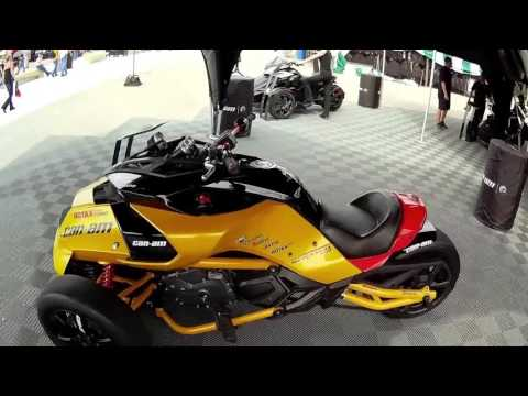 Can Am Spyder F3 Turbo Mp3