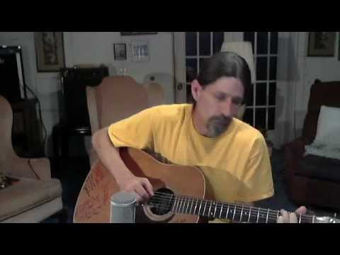 C Bret Campbell sings Far From Me by J. Prine