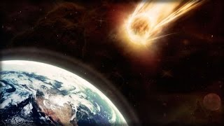 NASA WARNS TWO ASTEROIDS OR COMETS ARE HURTLING TOWARDS EARTH...BUT THEY