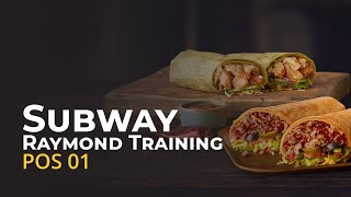 Subway Training - POS 01
