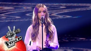 Jade   'Sober' | Halve Finale | The Voice Kids | VTM