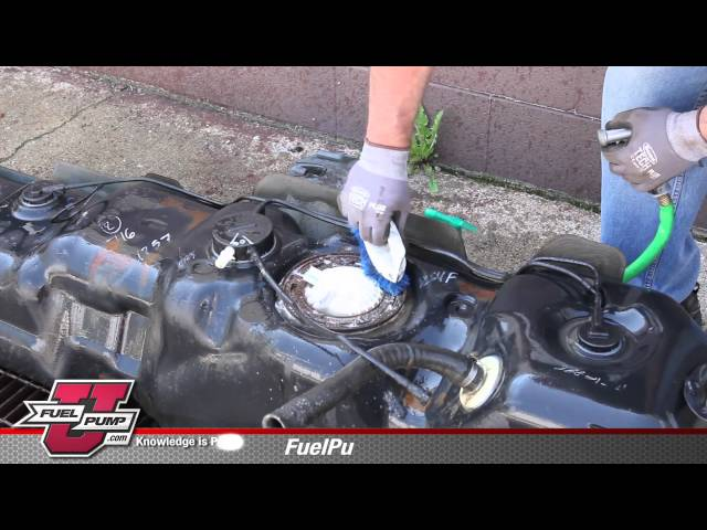 How To Install Fuel Pump Assembly E7182m In A 2004 2009