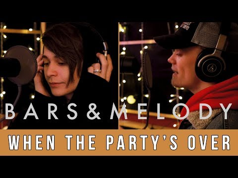 Billie Eilish - when the party's over (Bars and Melody cover)