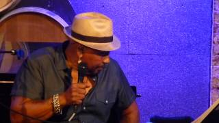 Aaron Neville - Any Day Now -8-30-15 City Winery, NYC