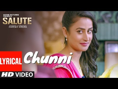 Chunni (Full Lyrical Song) Jyotika Tangri & Simarj