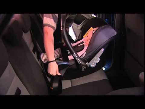Sillita de coche Maxi-Cosi Cabriofix en Eurekakids