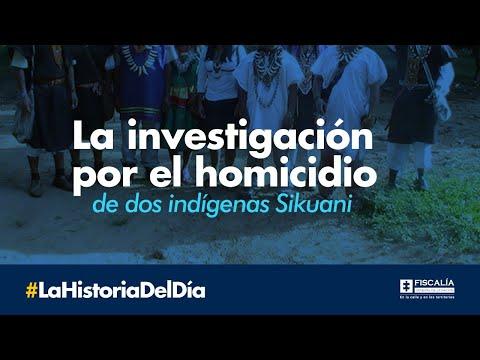 La investigación por el homicidio de dos indígenas Sikuani