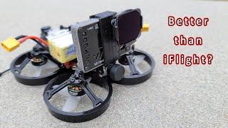 HGLRC Motowhoop90 Pusher 2-inch Cinewhoop Review ????
