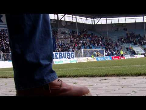 Spielszenen: 1. FC Magdeburg -…