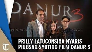 Prilly Latuconsina Nyaris Pingsan Syuting Film Danur 3