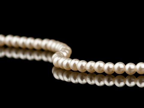 Die Perlenkette meiner Großmutter