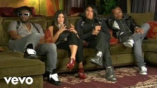 The Black Eyed Peas - Boom Boom Pow (Behind The Scenes)
