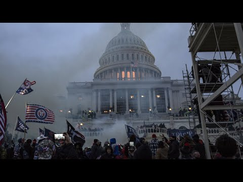 Congress rebuffs Trumpist insurrection, certifies Biden's win