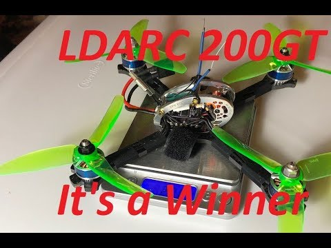 LDARC 200GT Review