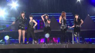 4Minute - 20091018 - Muzik - Open Concert