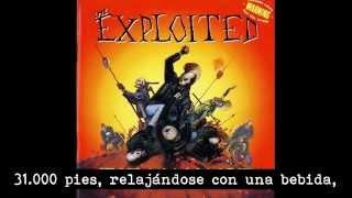 The Exploited - Blown out of the sky (Subtítulos Español)