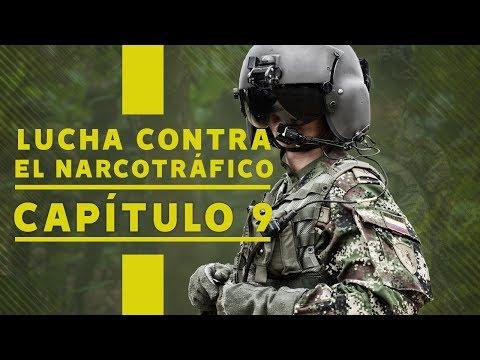Lucha contra el narcotráfico - Capítulo 9 - operación de interdicción en Colombia