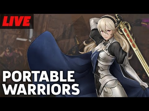 Fire Emblem Warriors Nintendo Switch Livestream