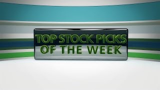 Top Stock Picks for the Week of May 9th