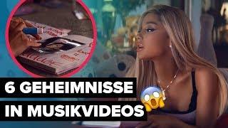 """""""Thank U, Next"""": Versteckte Botschaften In Videos Von Ariana Grande, Justin, Taylor & Co."""