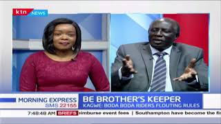Be your brother\'s keeper: Dr. James Nyikal\'s pointers on COVID-19 eradication in Kenya