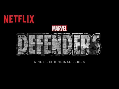 Marvel's The Defenders (2017) Netflix Original Series Teaser