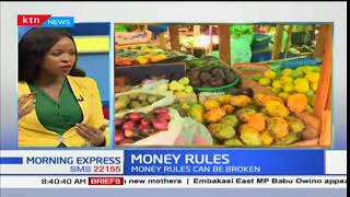 Morning Express Discussion: Rules to be applied in money spending